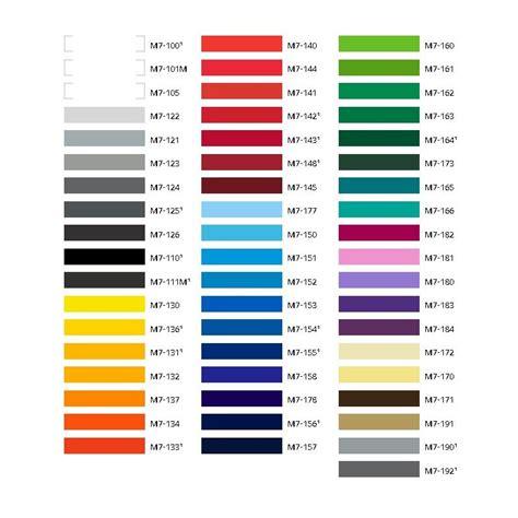 metamark printable vinyl poppy gloss vinyl m7 140 metamark 7 series self adhesive