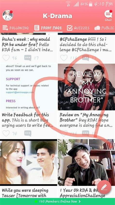 dramacool you are too much review on quot my annoying brother quot k drama amino
