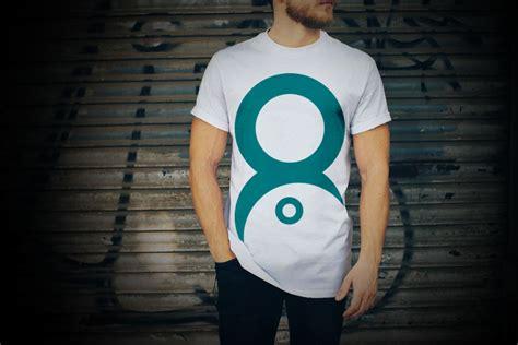 T Shirt Kaos Wood white t shirt mockup mockupworld