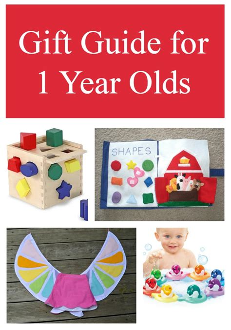 gift guide for 1 year olds diy mama