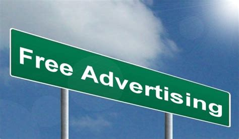 where to find the best free advertising online