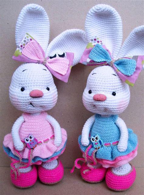 amigurumi pattern rabbit pretty bunny amigurumi in dress amigurumi today