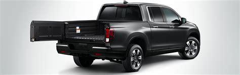 honda truck tailgate the 2018 ridgeline truck honda canada