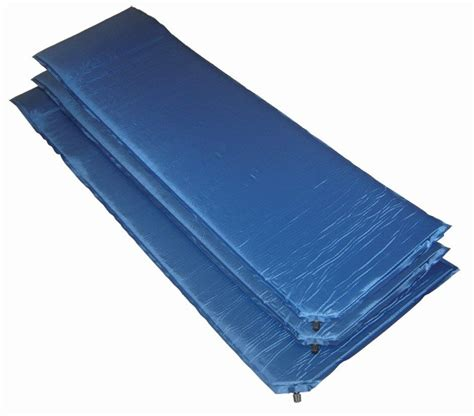 self inflating c mattress mat 183x60x3cm cing sleeping hiking air airbed ebay