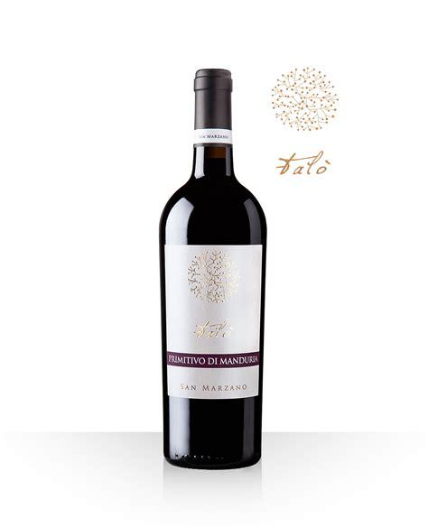 di san marzano san marzano italian wines tal 242 primitivo di manduria dop