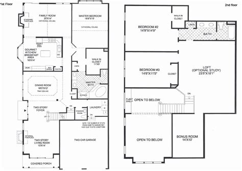 house plans with master suite on second floor house plans with master bedroom on second floor