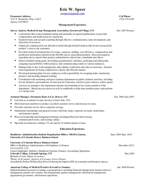Resume Samples Of Sales Manager by Management Resume