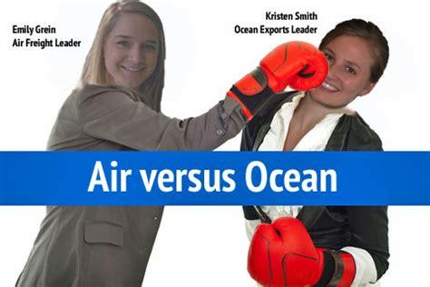 air freight forwarding versus freight forwarding