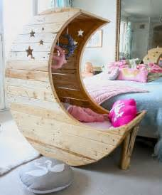 Toddler Bed Out Of Crib Comfortable Wooden Shaped Moon Crib