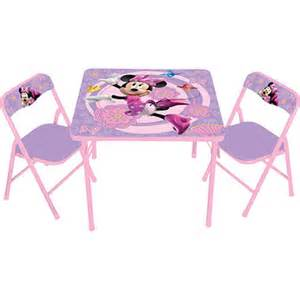 Minnie Table And Chairs Toddler Girls Bedroom Decorating Ideas Everyday Moments