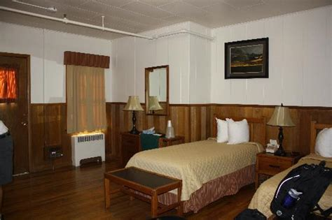 hotel rooms with inside inside our room picture of many glacier hotel glacier national park tripadvisor