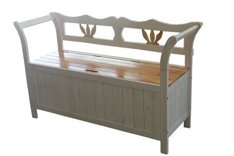 Indoor Bench Seat With Back Storage Benches Indoor Wooden Bench Seat With Storage