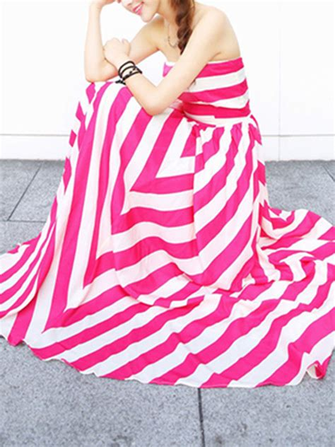 Limited Edition Mix Stripe Knitted Top Terlaris trendy free exchanges limited edition limited edition pink stripe shoulder maxi dress 44 9800