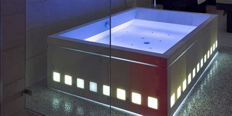 vasche su misura vasche idromassaggio su misura in corian wellness creation