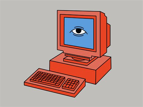 Computer Graphic Design Ed Revisi Kedua Cd creepy computer 1165
