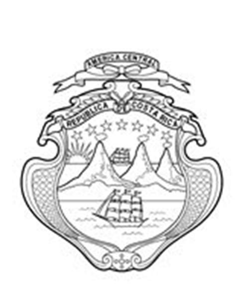 imagenes de simbolos nacionales de costa rica para colorear 1000 images about simbolos patrios on pinterest pura