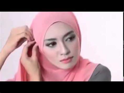 youtube tutorial hijab pashmina wajah bulat tutorial hijab pashmina wajah bulat kreasi pashmina
