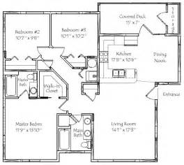 3 bedroom 2 bathroom floor plans 3 bedroom 2 bath floor plans marceladick com