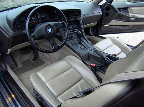 Vehicle Re Upholstery Bmw 8 Series Registry Gt Interior Colors