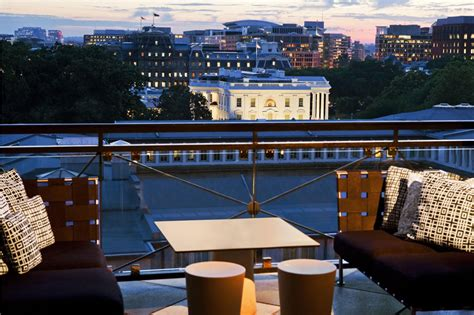 Roof Top Bars In Dc by W Washington Dc Employment Careers Starwood