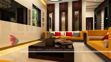 bungalow interior design living room gallery 3d cutsection floor plan 3d architectural industries plan interior 3d