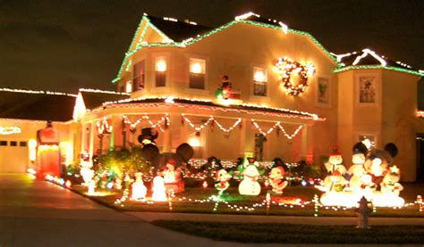 best christmas lights in orlando and seminole county fl