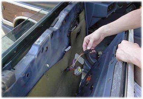 2003 chrysler voyager remove door panel chrysler plymouth and dodge minivan window repairs