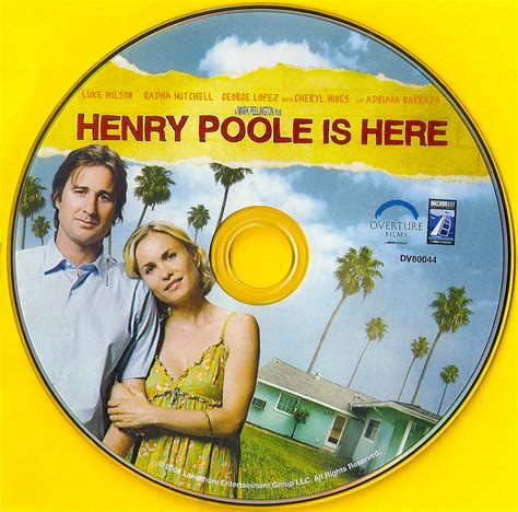 fool s gold 2008 r1 movie dvd cd label dvd cover henry poole is here 2008 ws r1 movie dvd