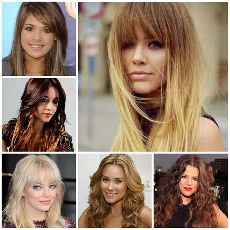 Hairstyles For With Medium Hair 2016 by Layered Hairstyles With Bangs Trendy Hairstyles