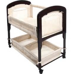 arm s reach cambria co sleeper bedside bassinet