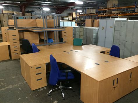 Second Hand Corner Desks 11 12 15 Office Furniture Centre 2nd Office Desks