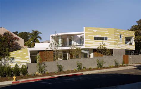 california home design modern california home in santa monica inspired by trees
