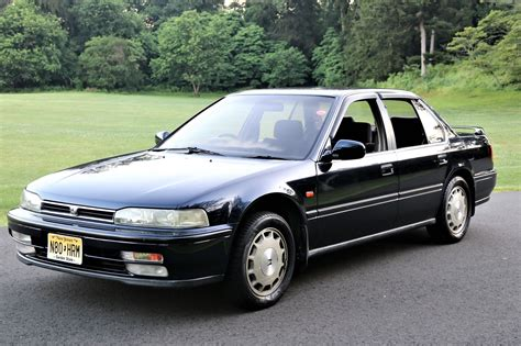 honda accord 85px image 3 no reserve 1992 honda accord 2 0 si t bring a trailer