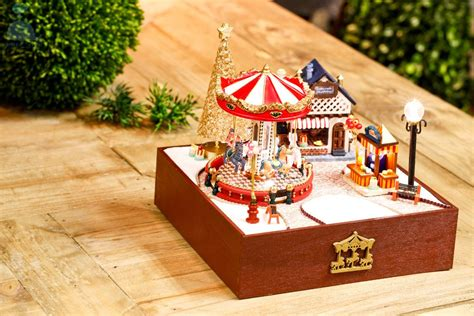 Diy Handcraft - diy handcraft miniature project wooden dolls house merry