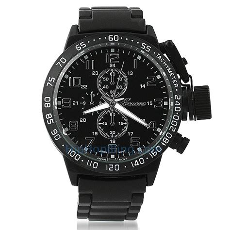 black on black watches for