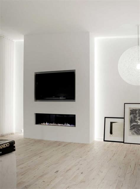 Modern Fireplace With Tv gashaarden met tv on fireplaces tvs and interieur
