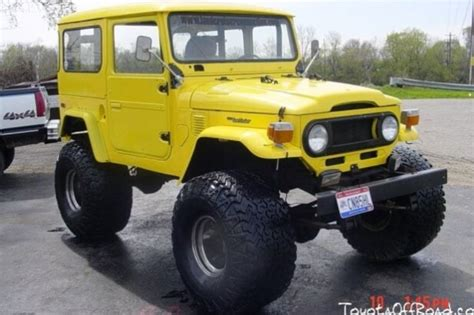 Toyota Cj7 17 Best Images About Toyota Land Cruiser On