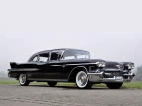 1958 Cadillac Fleetwood Vehicles 1958 Cadillac Fleetwood Limousine Wallpaper