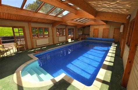 Cabin With Indoor Pool by Log Cabin Rental Ringwood With Indoor