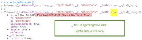 javascript format date based on locale momentjs moment js convert local time to utc time does