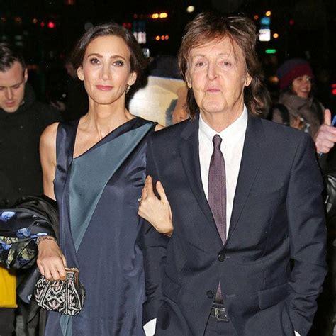 Was Paul Mccartney With Nancy Shevell by Paul Mccartney Quot Perdoa Quot Yoko Ono Jetss