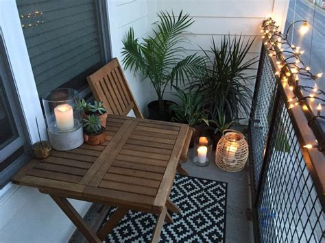 Apartment Patio Accessories 25 Best Ideas About Apartment Balconies On