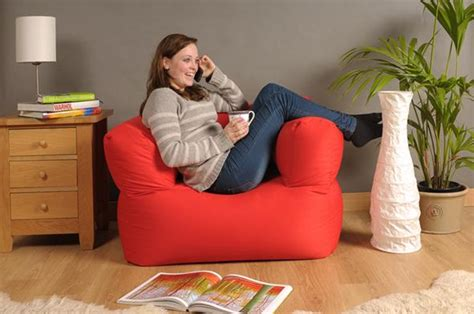 bean bag armchairs for adults bean bag arm chair in 10 bright colours armchair sofa