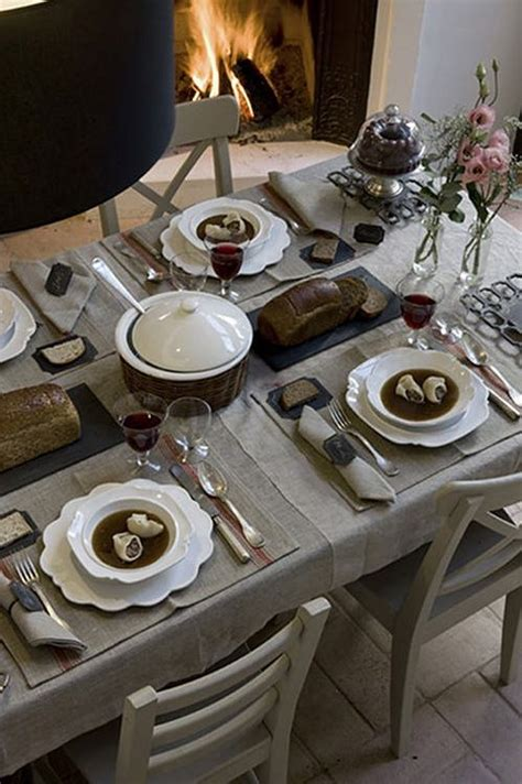 53 Best Decor Ideas Images On Pinterest Dining Room Dining Room Table Setting Dishes