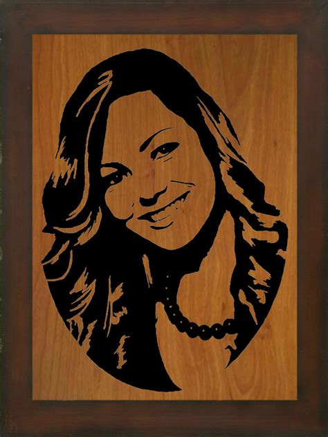 Wall Clock Online Amazon how to create scroll saw portraits
