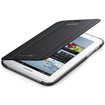 samsung coque rabat support pour galaxy tab 2 7 quot grise housse tablette achat prix fnac