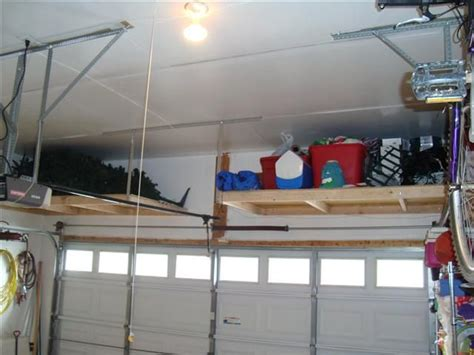 High Ceiling Garage Storage Ideas 10 Best Images About Ceiling Overhead Storage Ideas On