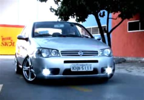 Fiat Palio Rebaixado na Fixa Rodas 17