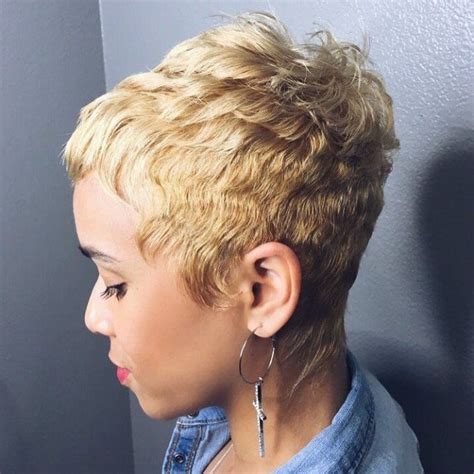 blonde hairstyles for african american 50 most captivating african american short hairstyles