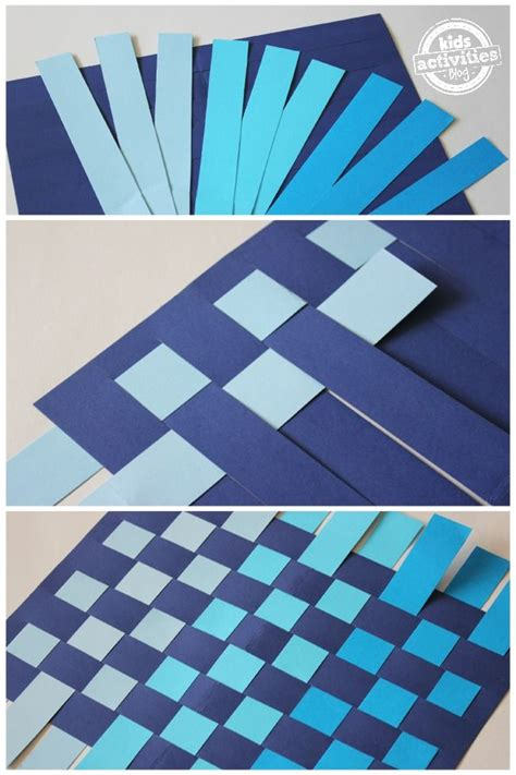 Paper Craft Simple - 25 best ideas about paper weaving on